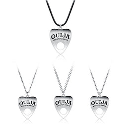 Ouija Board Planchette Punk Style Charm - My Gothic Addiction