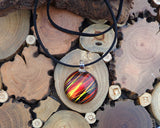 Big Round Pendant - PC009OR