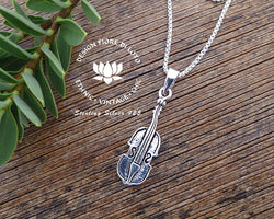 sterling silver musical jewellery