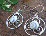 shiva eye celtic symbol jewellery, 925 silver