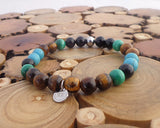 tiger's eye energy bracelet