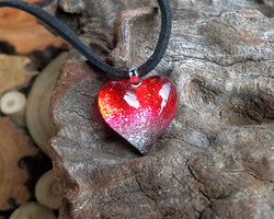 Small Heart Pendant - PXH270