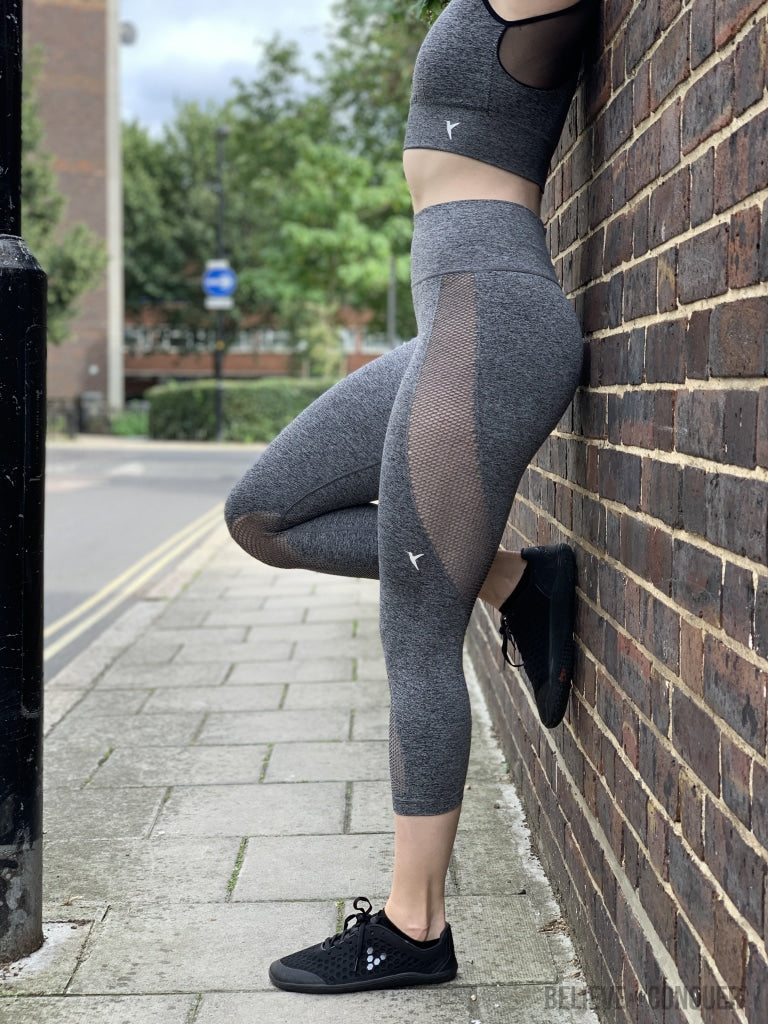 Da Core Leggings | Metal S