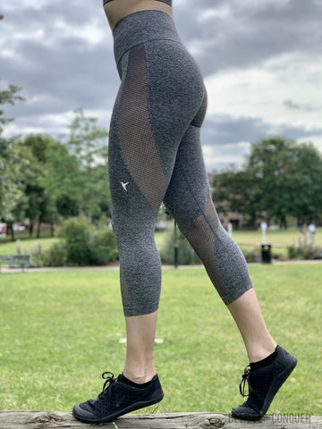 DᑎA Core Leggings | Metal