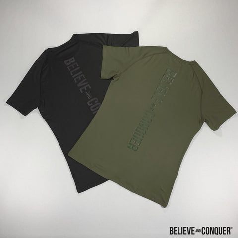 Matrix Compression | Military Khaki
