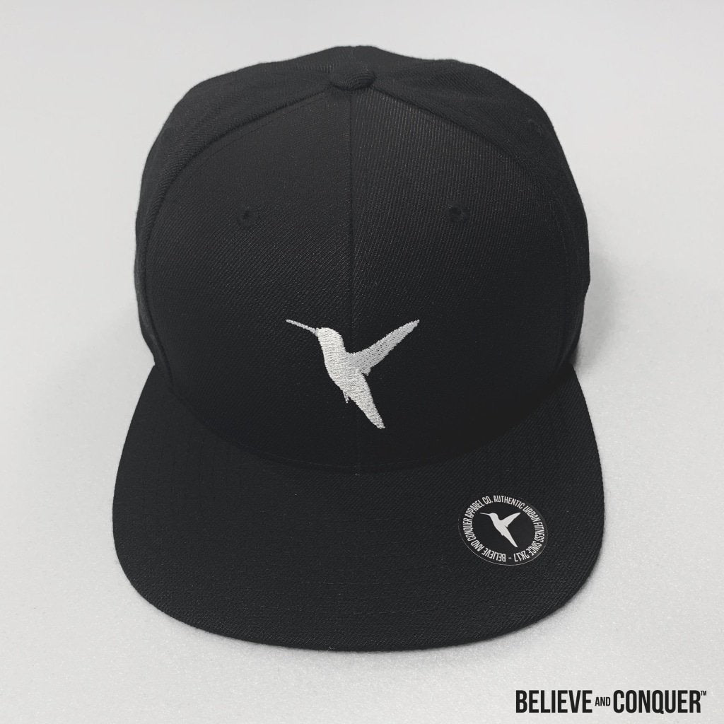 Signature Snapback | Humming Bird Accessories