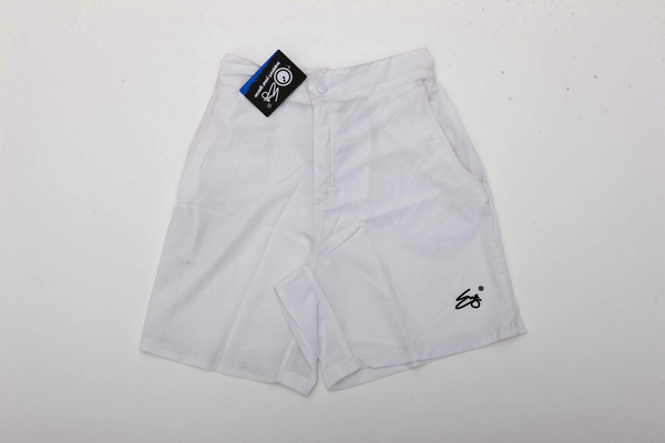 Eye Shorts - White