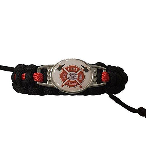 firefighter-paracord-bracelet