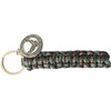 Airforce Paracord Camo Keychain