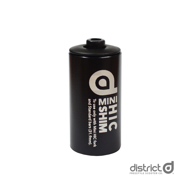 District Mini HIC Kit Standard (ID 28.8mm) - Black