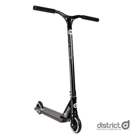 District C-Series C253 Complete Scooter
