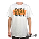 District Clarity Tee - White