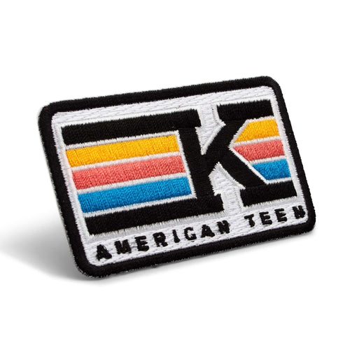 'American Teen Kamp' Patch