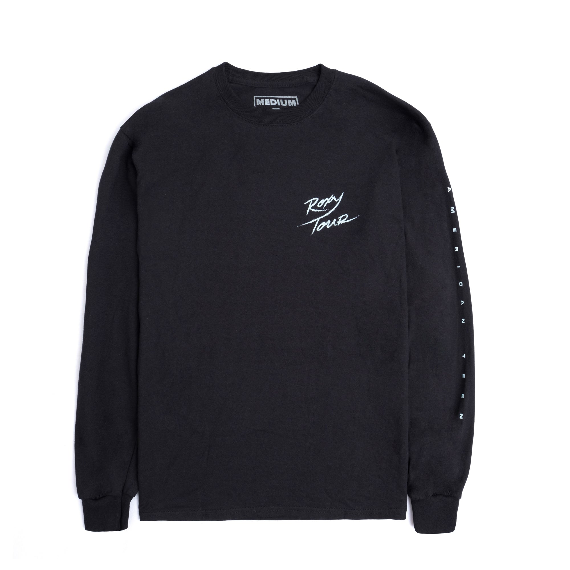 'Roxy Tour' Long Sleeve Tee