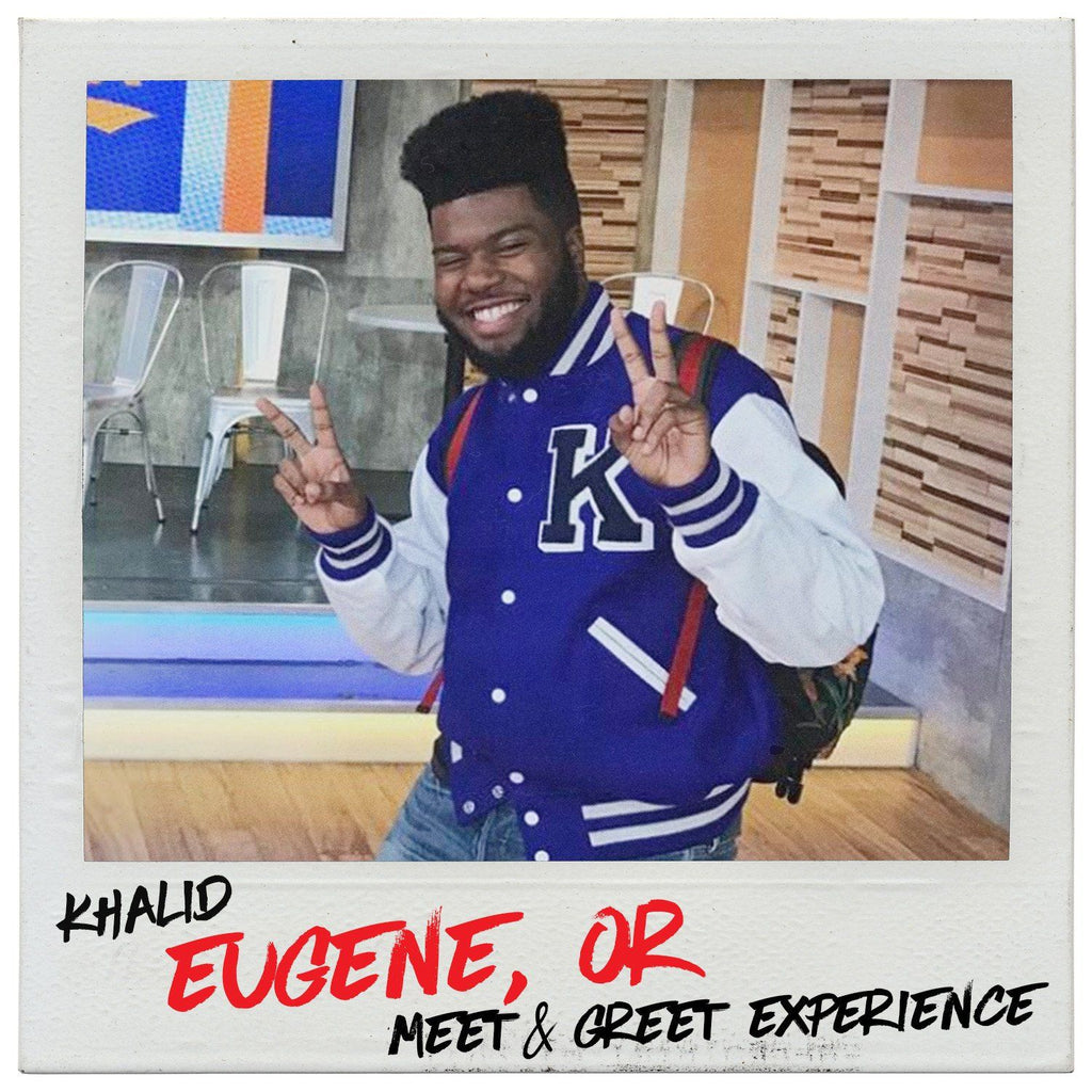 6/2 - Meet & Greet Experience - Eugene, OR