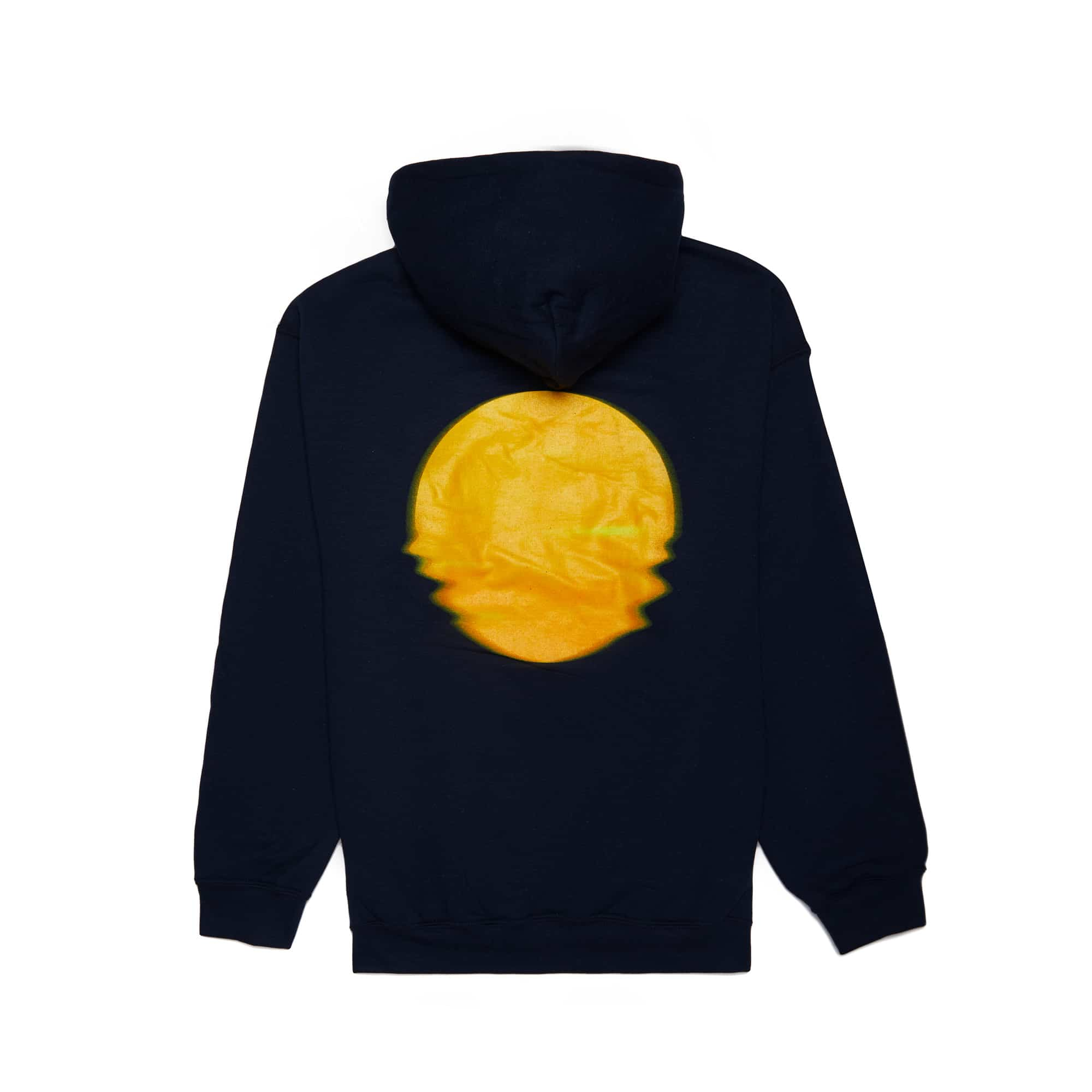 'Suncity' Pull Over Hoodie + Digital Download - Navy