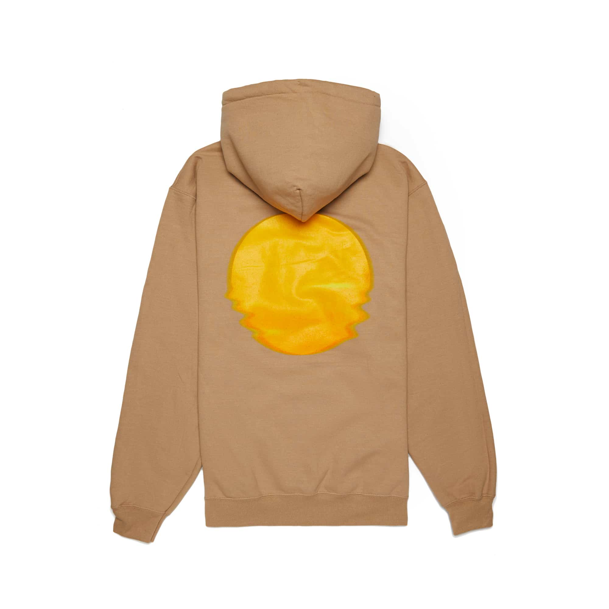 'Suncity' Pull Over Hoodie + Digital Download - Sand