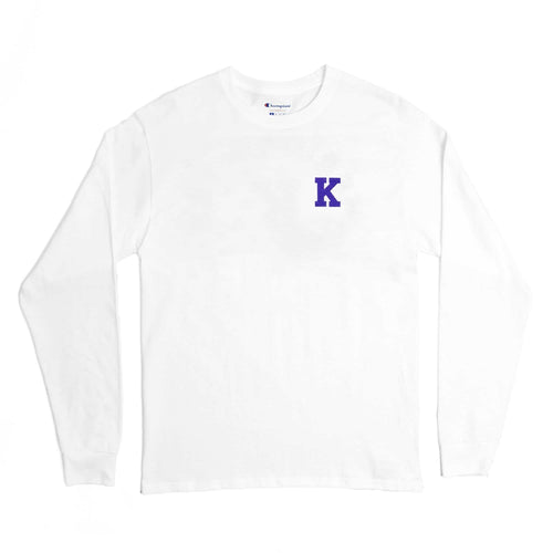 Khalid x Champion Long Sleeve Tee