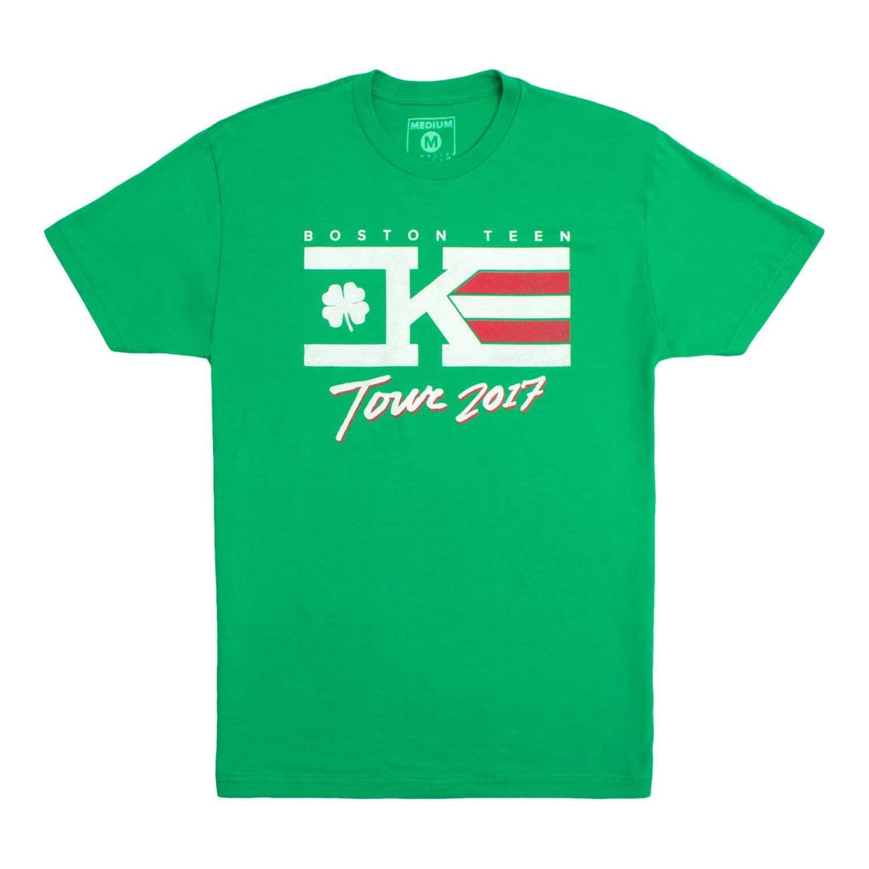 Limited Edition 'Boston Teen' Tee