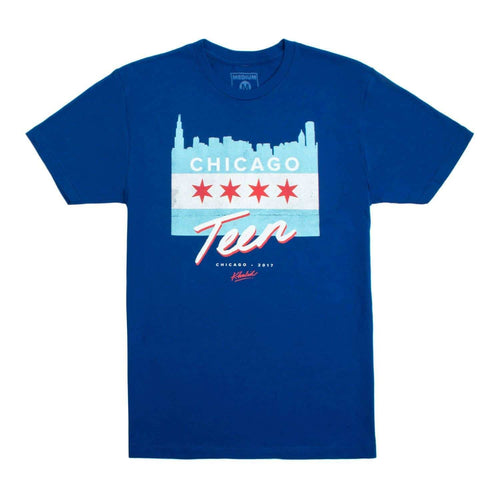 Limited Edition 'Chicago Teen' Tee