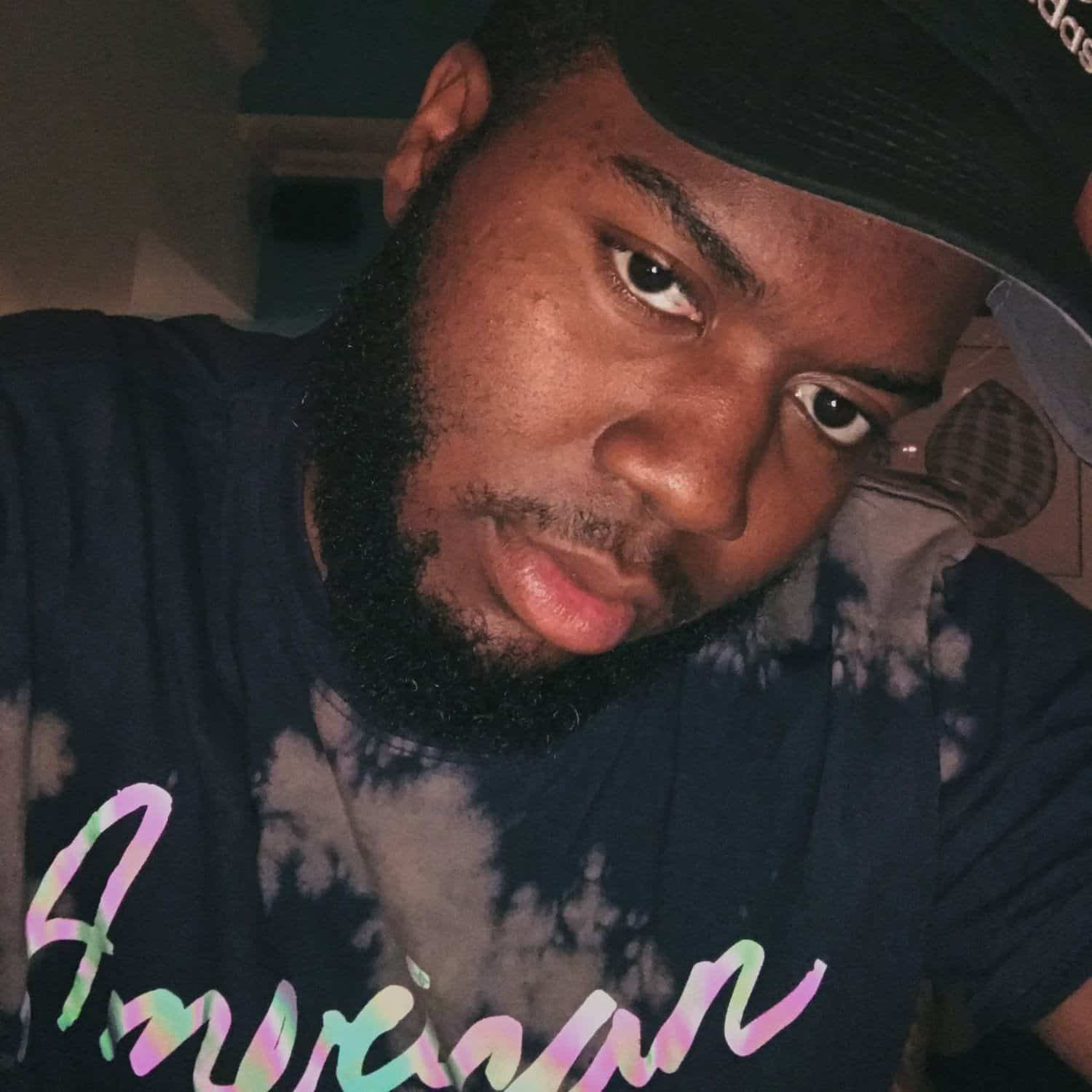 The Gr8 Khalid Bleached Rainbow Tee