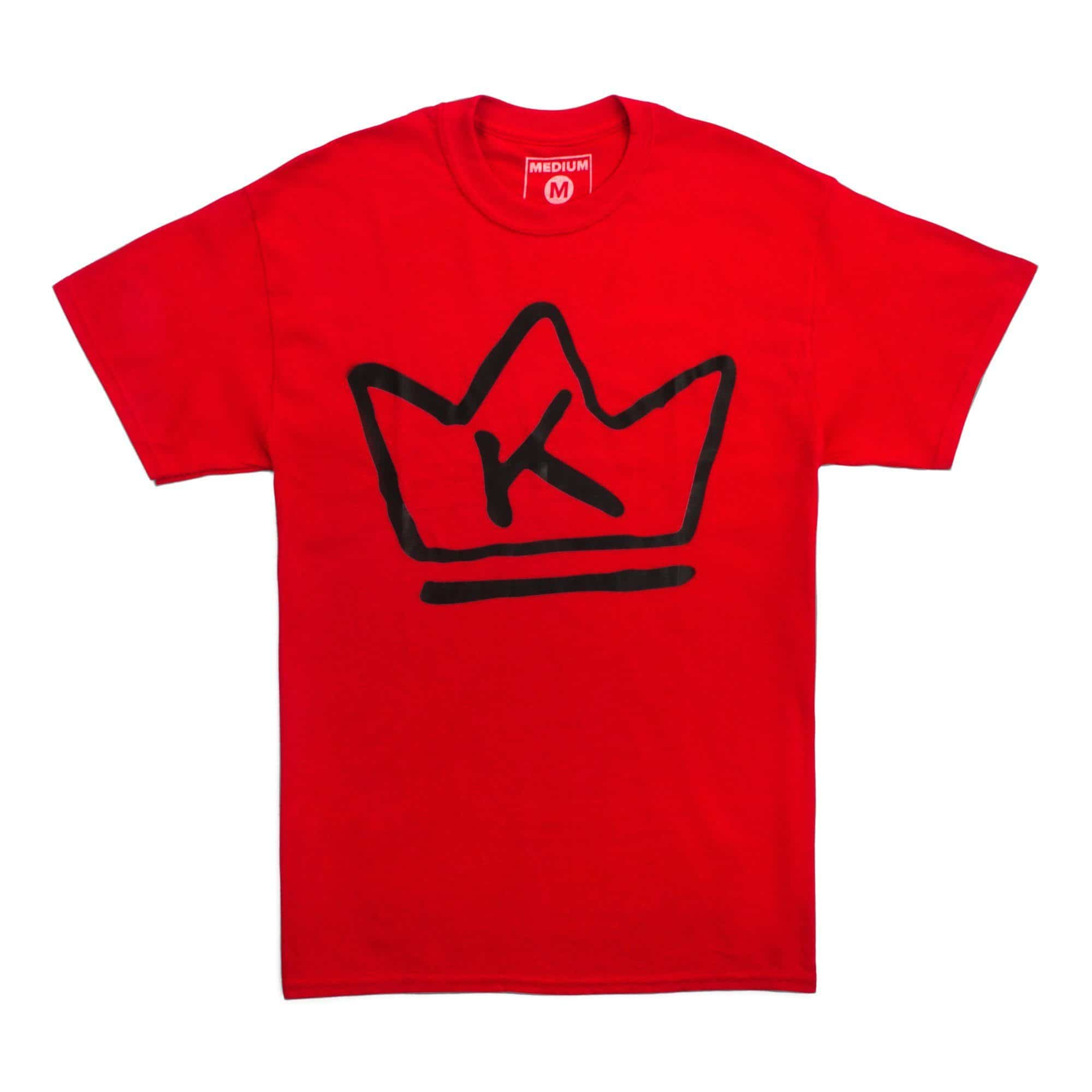 The Gr8 Khalid Crown Tee