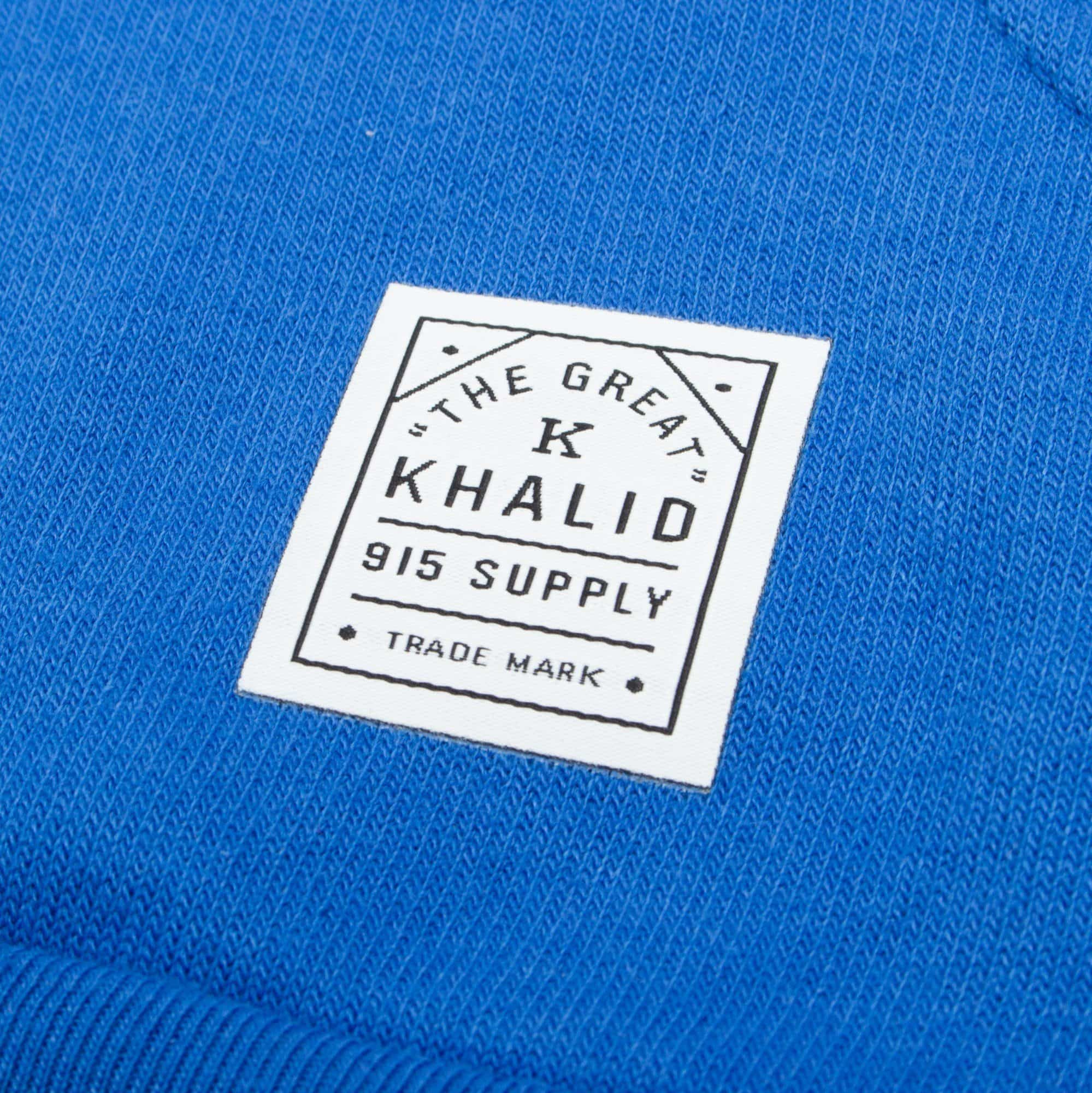 The Gr8 Khalid Full Zip Hoodie