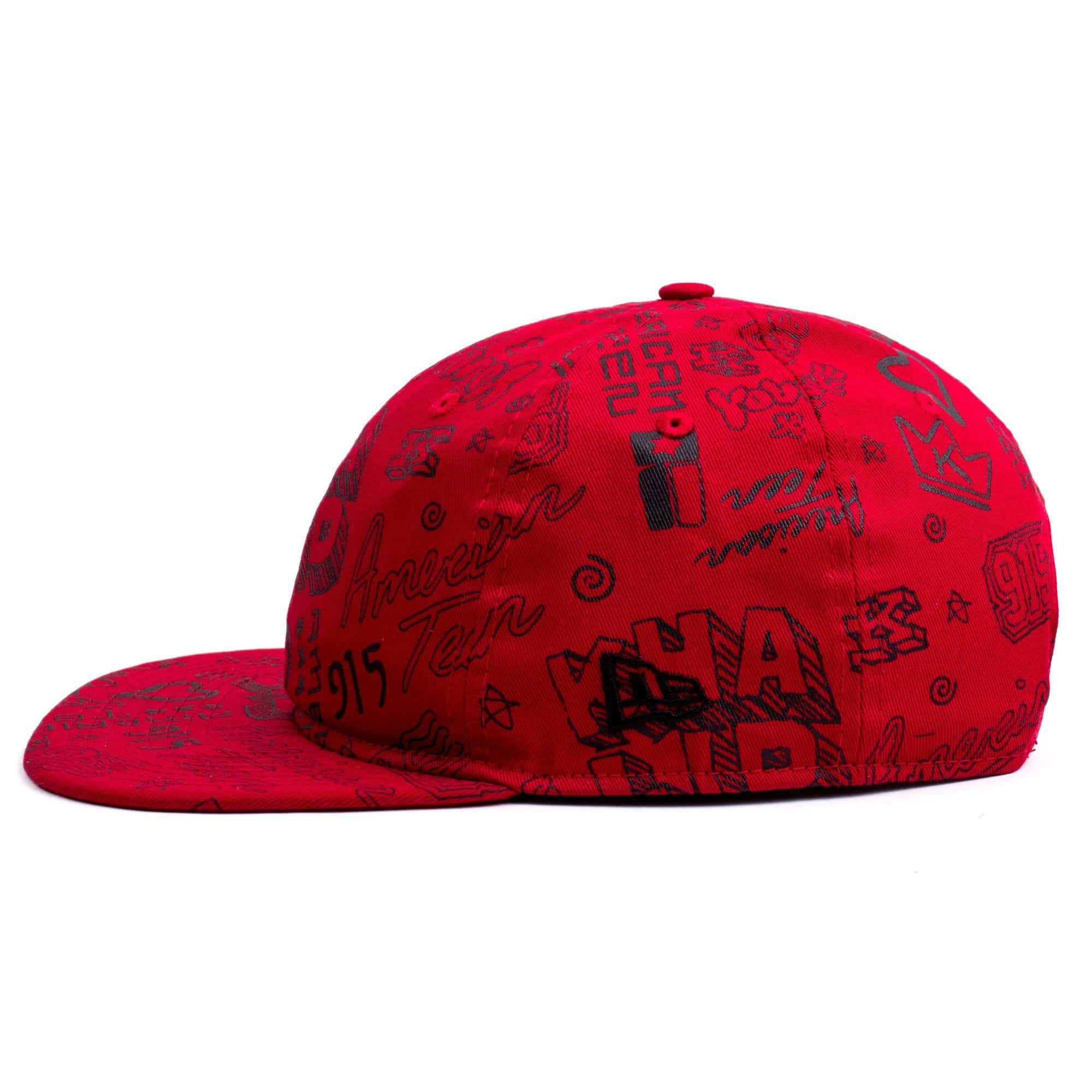 The Gr8 Khalid x New Era 9Twenty Unstructured Snapback