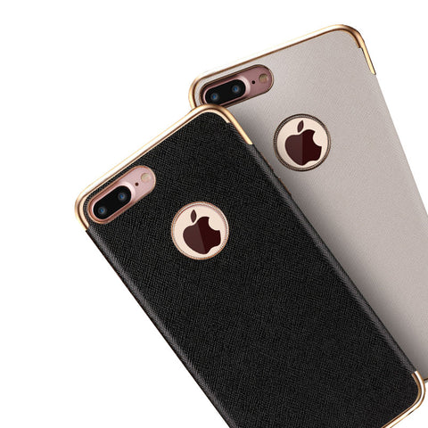 2017 NEW luxury silicon plating Soft case for iPhone 6 /6S /6 plus 7 /7 plus