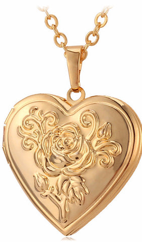 Romantic Love pocket pendant