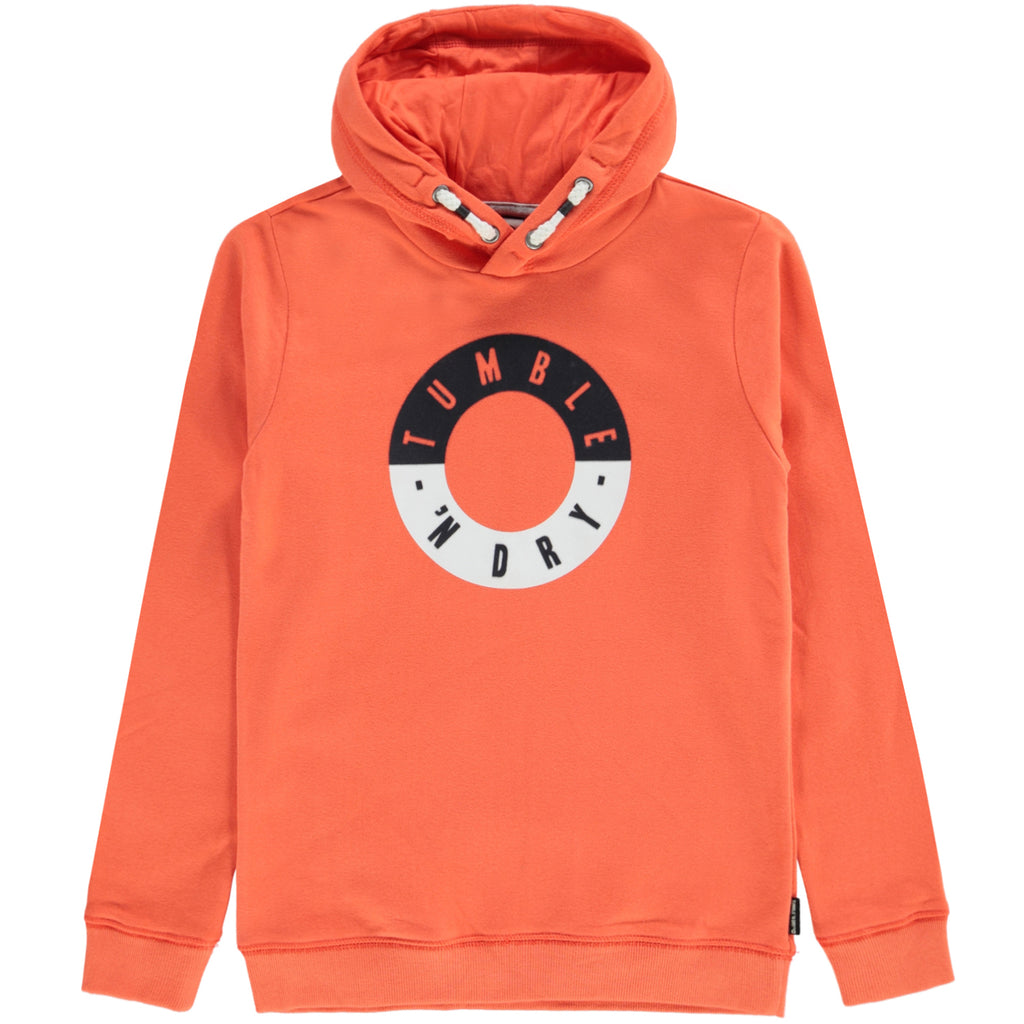 Tumble'n Dry : Hoodie Fabrice Sweater Outlet Kamélie.be