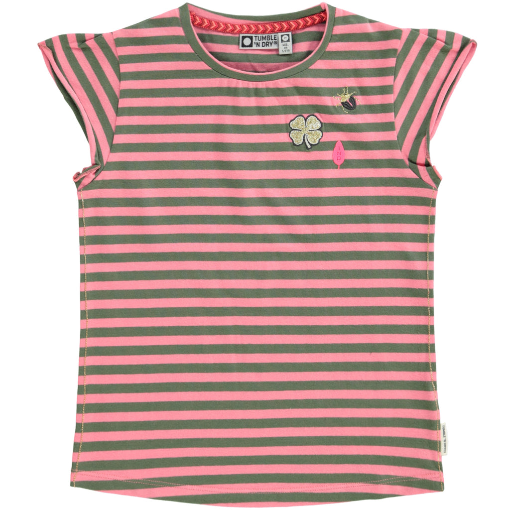 Tumble'n Dry : T-shirt Ciana T-shirt Outlet Kamélie.be