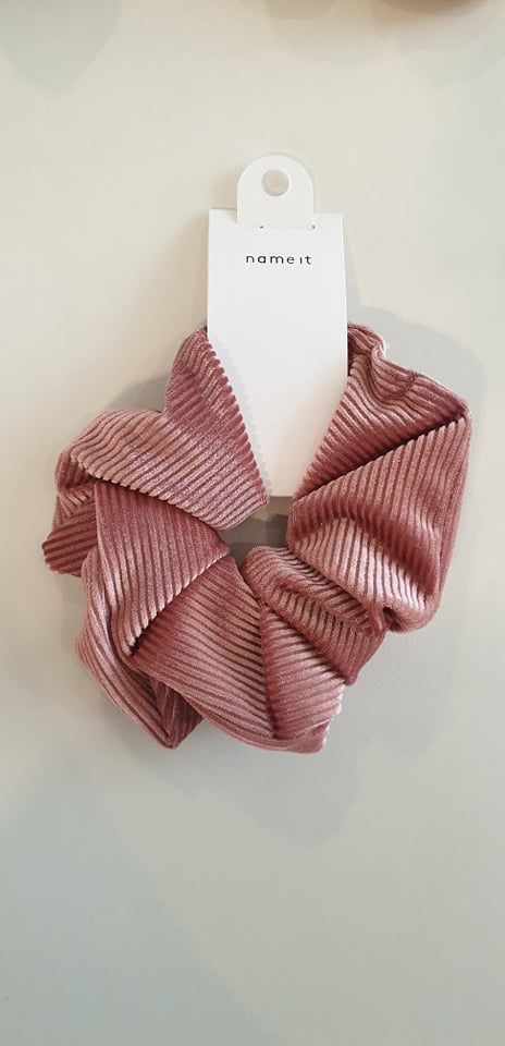 Name it : Scrunchie Woodrose Scrunchies Accessoires Kamélie.be