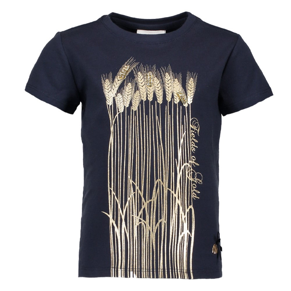Le chic : T-shirt Fields of gold T-shirt Outlet Kamélie.be