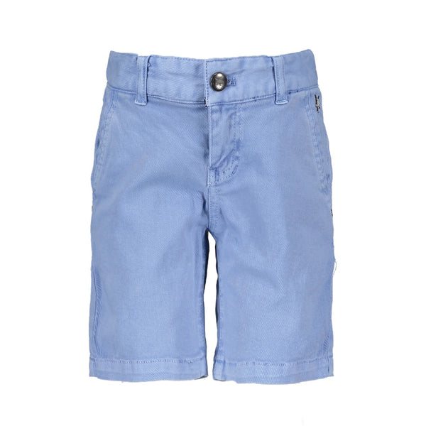 LCEE : Lichtblauwe short Short Outlet Kamélie.be