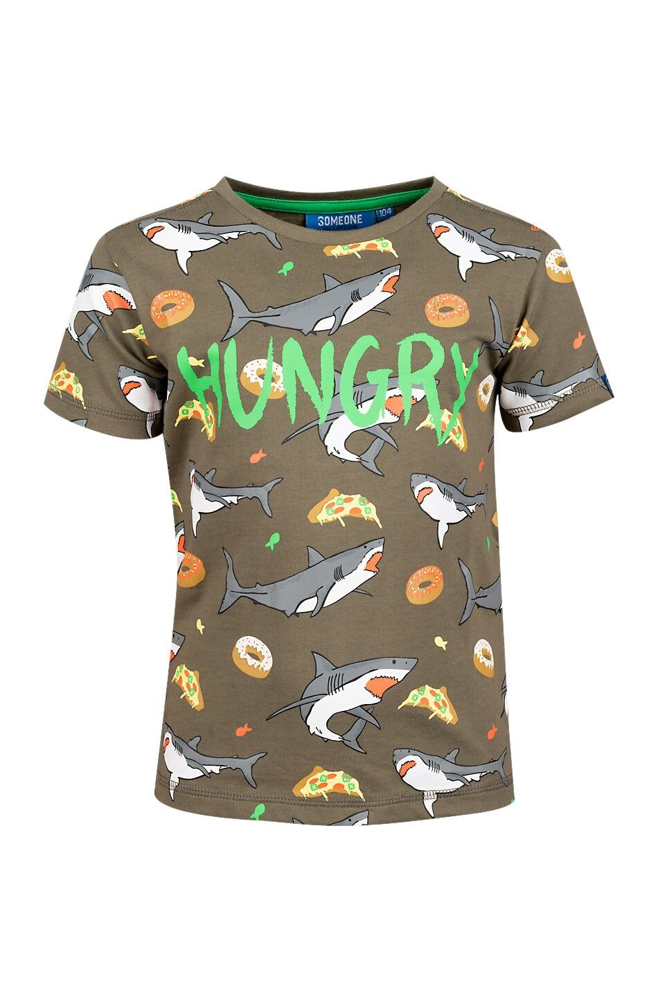 Someone : T-shirt Shark T-shirt Outlet Kamélie.be