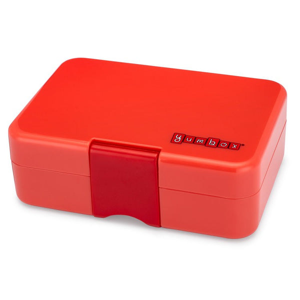 YUMBOX Mini : Saffron Orange Mini Yumbox Kamélie.be