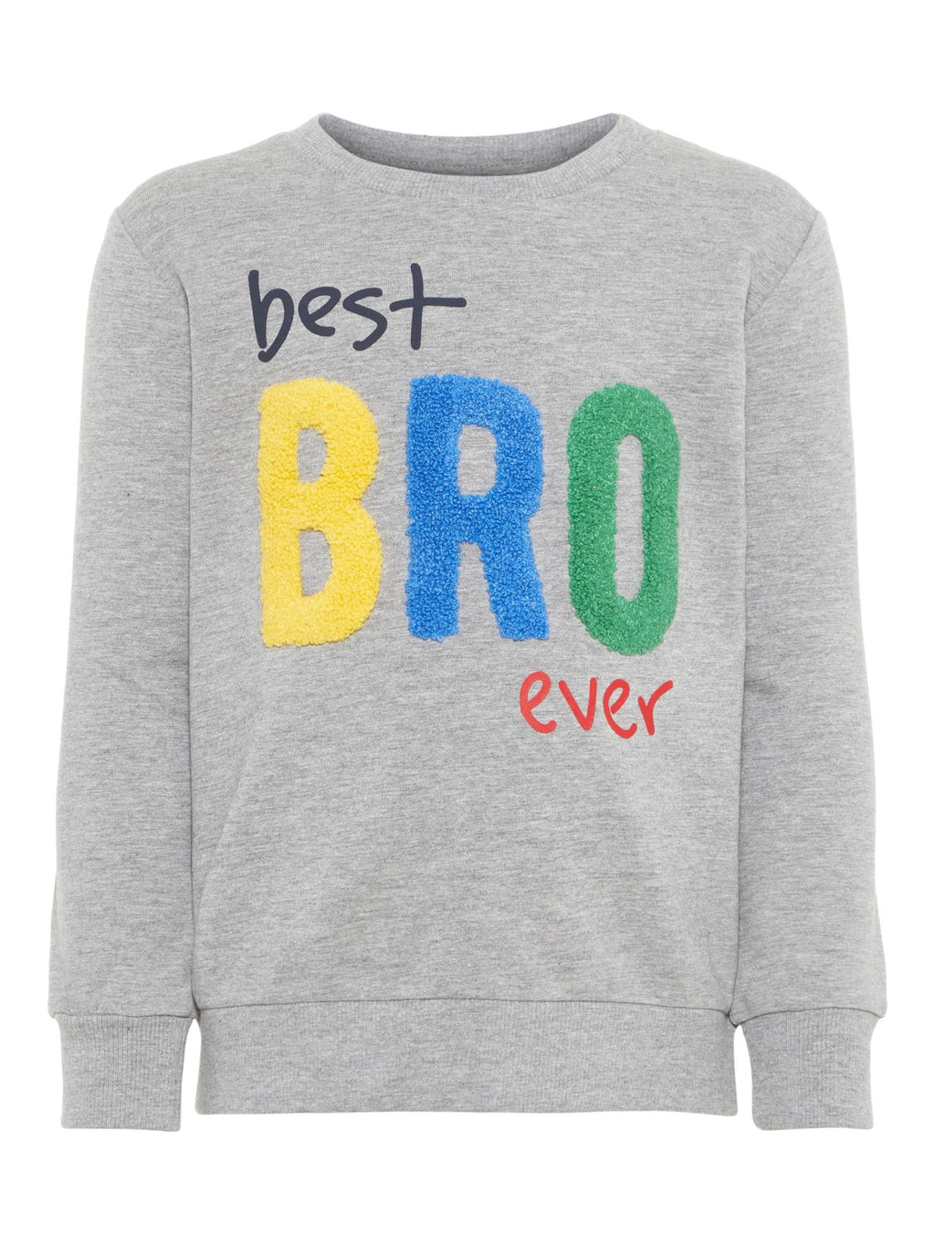 Name it : Sweater 'Best bro ever' Sweater Outlet Kamélie.be