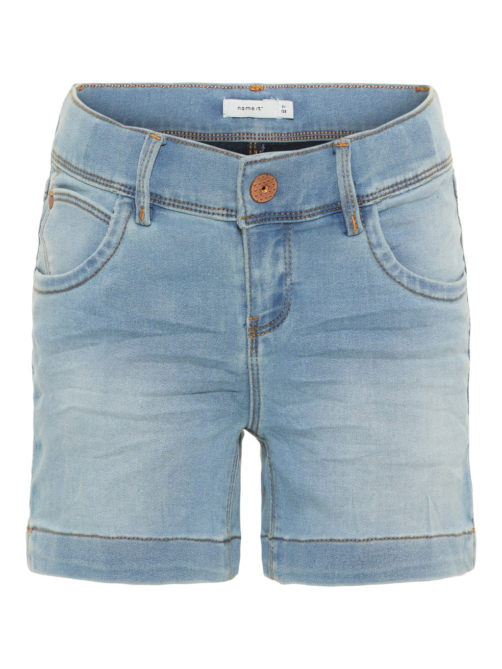 Name it : Lichte jeansshort Short Outlet Kamélie.be