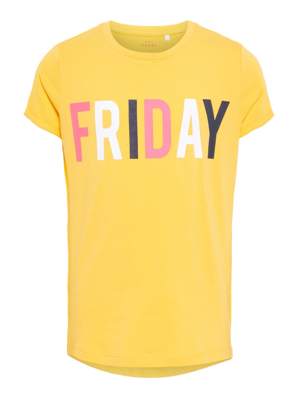 Name it : T-shirt Friday T-shirt Outlet Kamélie.be