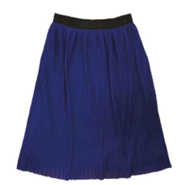 Name it : Felblauwe lange rok Rok Outlet Kamélie.be