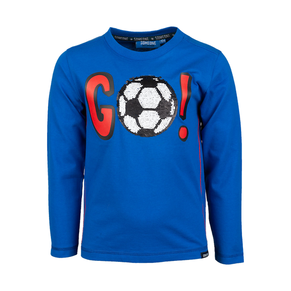 Someone : Longsleeve Goal Longsleeve Someone Kamélie.be