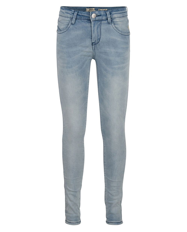Indian Blue Jeans : Blue jazz super skinny fit Broek Outlet Kamélie.be