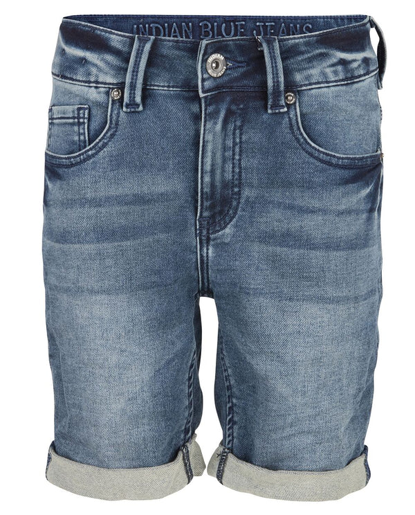 Indian Blue Jeans : Blue Dann Jog Short Short Outlet Kamélie.be