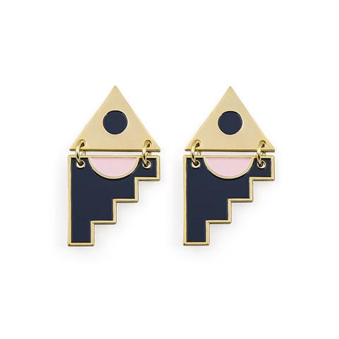 Milk Tooth earrings