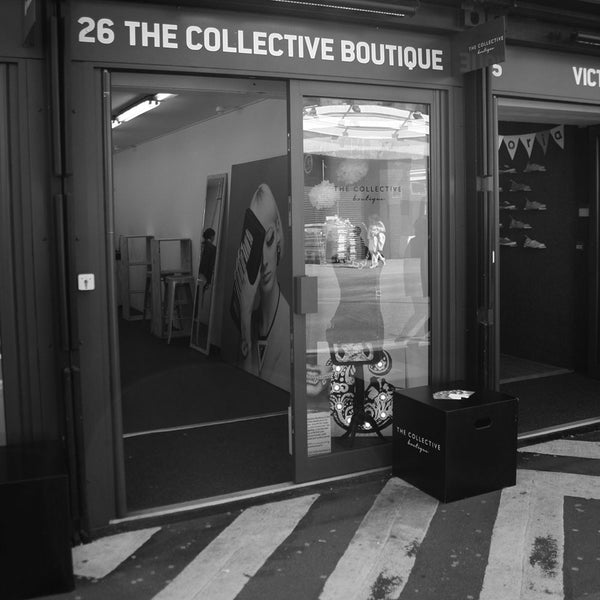 The Collective Boutique's first Pop Up at Boxpark, Shoreditch [April 2014]