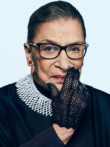 Ruth Bader [image credit Sebastian Kim for TIME]