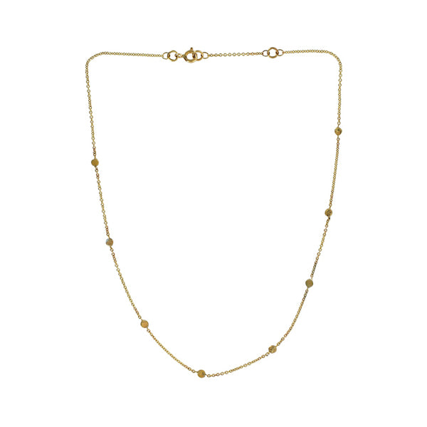 Orrery Choker Necklace