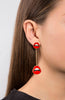 jennifer loiselle pucker up drop bar earrings