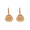 jennifer loiselle hoop enamel earrings